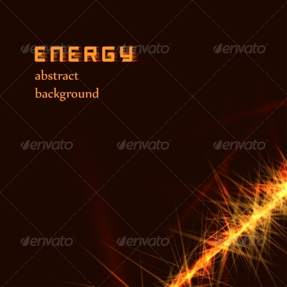 GraphicRiver Abstract Energy Light Lines 8343839