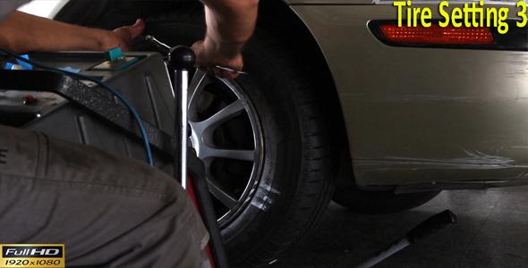Tire Setting 3