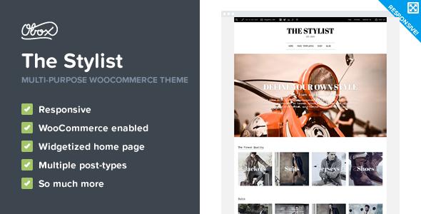 Stylist - Multi-Purpose WooCommerce Theme