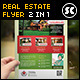 Real Estate Flyer / Magazine Ads - GraphicRiver Item for Sale