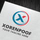 Xorenpoof Logo Template - GraphicRiver Item for Sale