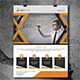 Corporate Business Flyer VOL- 6 - GraphicRiver Item for Sale