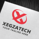 Xegzatech Logo Template - GraphicRiver Item for Sale