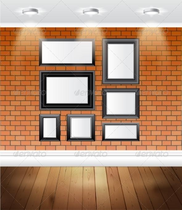 GraphicRiver Gallery Interior 8348354