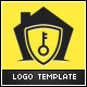 Home Secure Logo Template - GraphicRiver Item for Sale