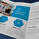 INFINITY Tri-Fold Brochure - GraphicRiver Item for Sale