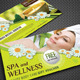 Beauty and Spa Gift Voucher V18 - GraphicRiver Item for Sale