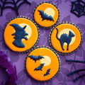 Halloween cookies - PhotoDune Item for Sale