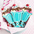 Ice cream sundae cookies - PhotoDune Item for Sale