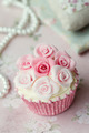 Rose cupcake - PhotoDune Item for Sale