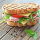 Grilled sandwich - PhotoDune Item for Sale