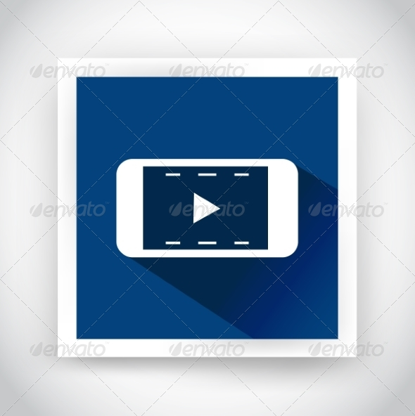 GraphicRiver Icon of Video 8350556