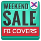 Weekend Sale Facebook Cover Page