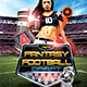 Fantasy Football Draft - GraphicRiver Item for Sale