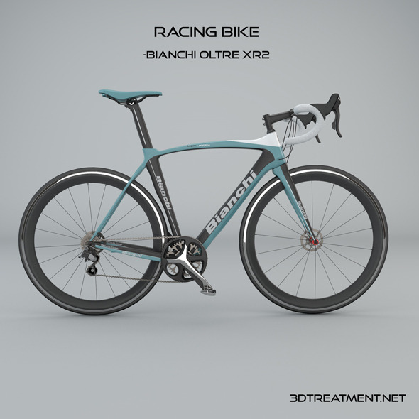 3DOcean Racing Bike Model Bianchi Oltre XR2 8351031