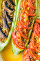 Stuffed zucchini - PhotoDune Item for Sale