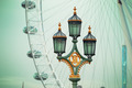 Vintage lamp post - PhotoDune Item for Sale