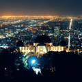 Los Angeles at night - PhotoDune Item for Sale