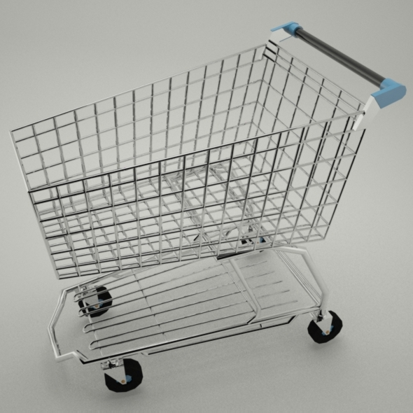 3DOcean Shopping Cart 8351347