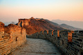 Great Wall sunset - PhotoDune Item for Sale