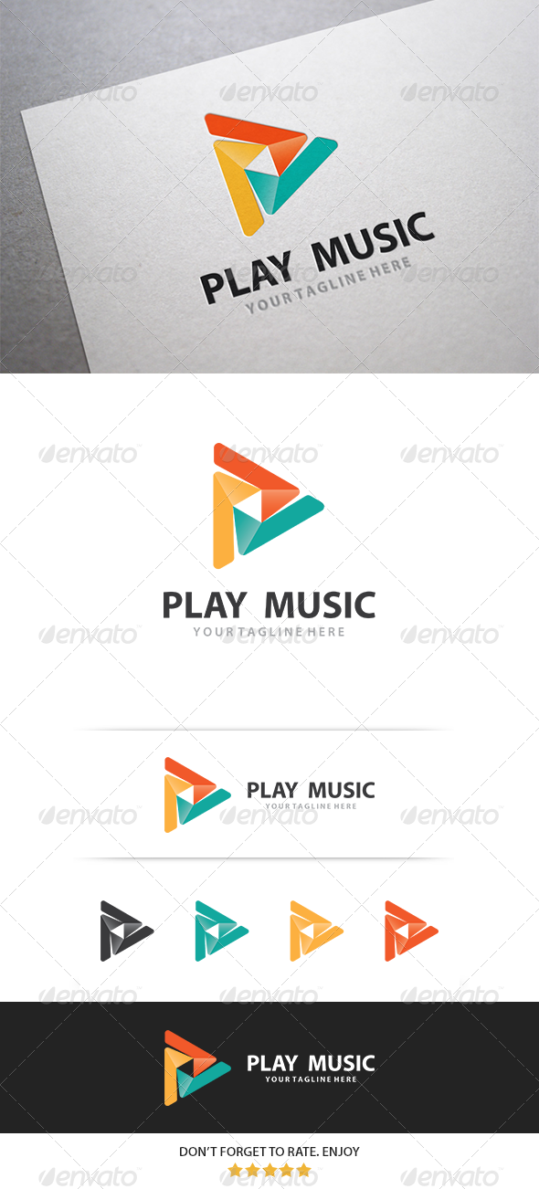 GraphicRiver Play Logo 8351500