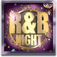 R&B Hip Hop Club Flyer - GraphicRiver Item for Sale