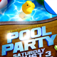 Pool Party Flyer Template - GraphicRiver Item for Sale