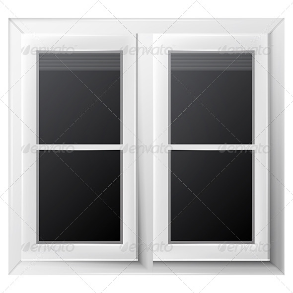 GraphicRiver Illustration of Window 8353220