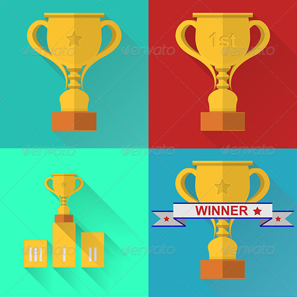 GraphicRiver Vector Icons for Competition 8353317