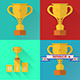 Vector Icons for Competition - GraphicRiver Item for Sale