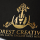 Forest Creative Logo - GraphicRiver Item for Sale