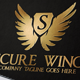Secure Wings Logo - GraphicRiver Item for Sale