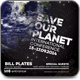 Save The Planet Flyer / Poster
