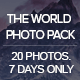Envato Exclusive: The World Photo Pack - ThemeForest Item for Sale