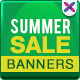 Summer Sale Banners - GraphicRiver Item for Sale