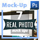 Real Photo Game Notebook Web / Screen Mock-Up - GraphicRiver Item for Sale