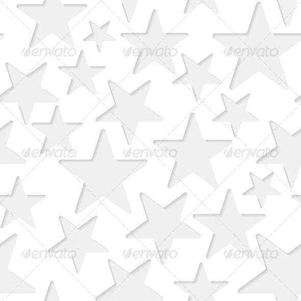 GraphicRiver Seamless Stars Paper Pattern 8357265