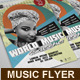 World Music Flyer & Poster - A4 PSD Template - GraphicRiver Item for Sale