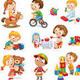 Cheerful Children's Pack - AudioJungle Item for Sale