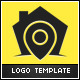 Estate Locate Logo Template - GraphicRiver Item for Sale
