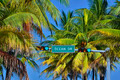 Ocean Drive Street Sign - PhotoDune Item for Sale
