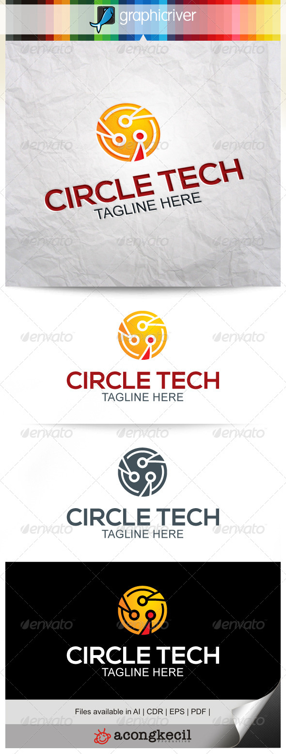 GraphicRiver Technology V.1 8363584