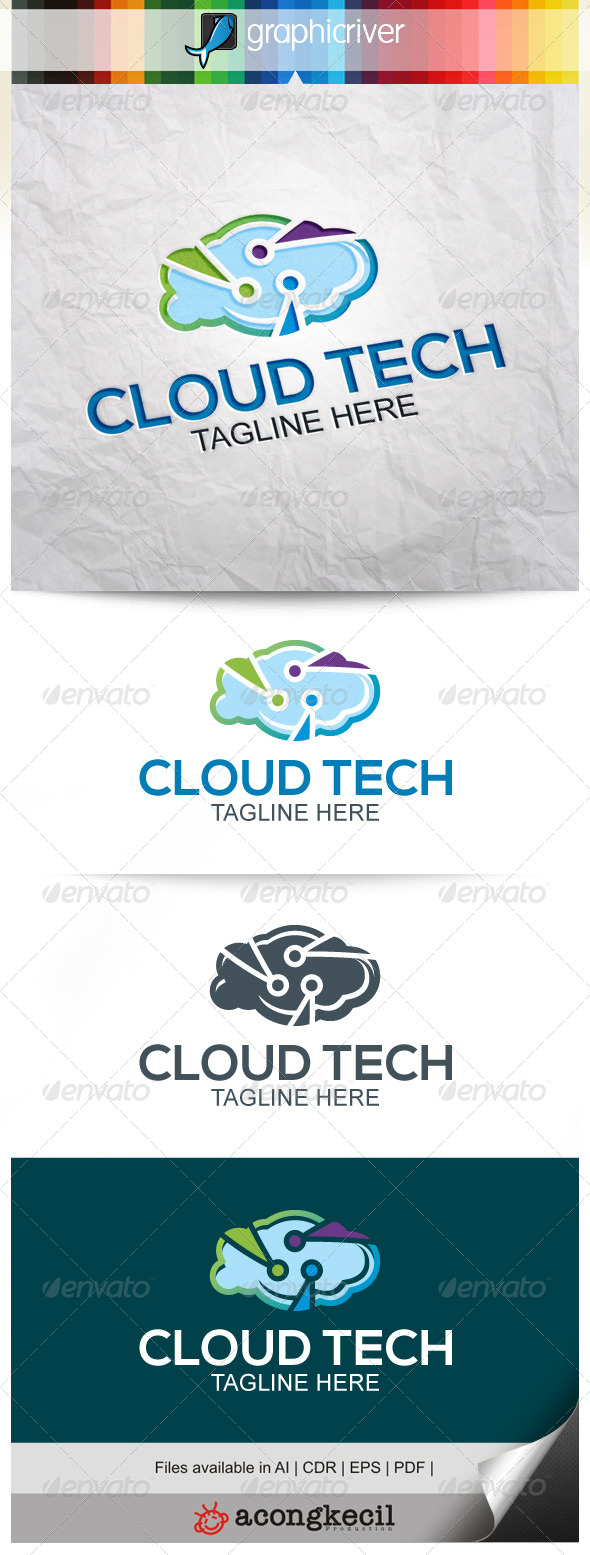 GraphicRiver Technology V.2 8363729