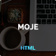 Moje. - Responsive Bootstrap vCard HTML/CSS Theme - ThemeForest Item for Sale