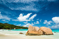 Anse Lazio beach, Praslin island, Seychelles - PhotoDune Item for Sale