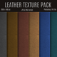 6 Leather Textures - GraphicRiver Item for Sale