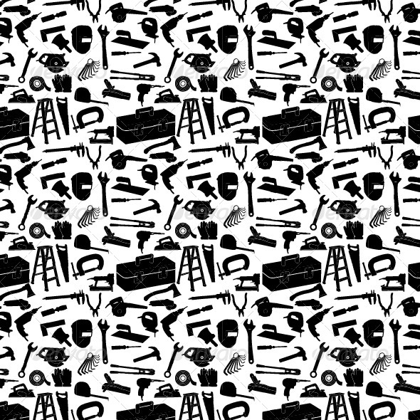 GraphicRiver Seamless Pattern of Ladder Background 8364517