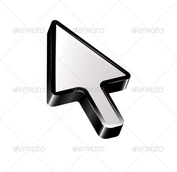 GraphicRiver Arrow 3D 8364618