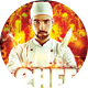 Chef Night Party - GraphicRiver Item for Sale