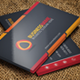 Corporate Business Card (3 Color Versions)